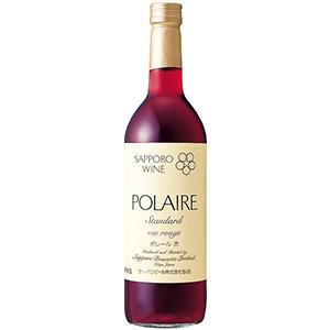 サッポロ ポレールスタンダード 赤 720ml x 12本 [ケース販売] [日本/赤ワイン/サッポロ]【母の日】