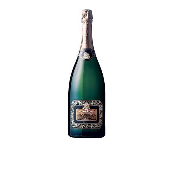 モンテロッサ PR ブリュット フランチャコルタ 1.5L 1500ml x 3本 [ケース販売] [モンテ/イタリア/ロンバルディア/スパークリングワイン/006453]