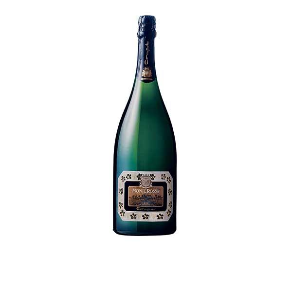 モンテロッサ クペ フランチャコルタ ノン ドザート 1.5L 1500ml x 3本 [ケース販売] [モンテ/イタリア/ロンバルディア/スパークリングワイン/006455]