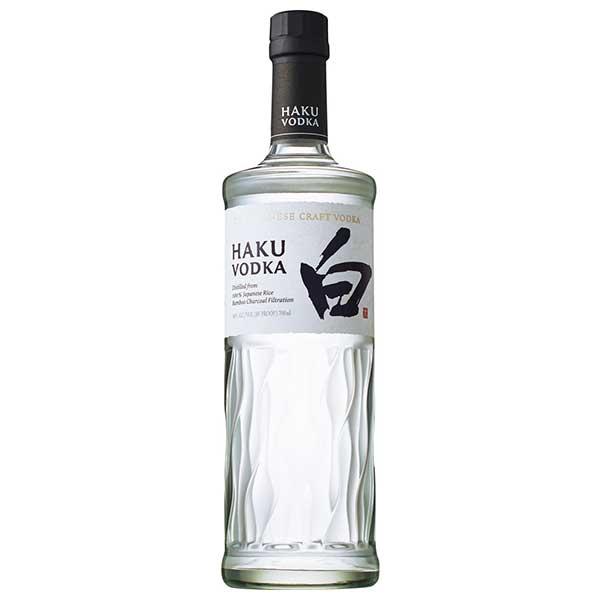 サントリー HAKU(白) 40度 [瓶] 700ml x 6本[ケース販売] 送料無料※(本州のみ) [サントリー/クラフトジン/スピリッツ/日本/JCVE]