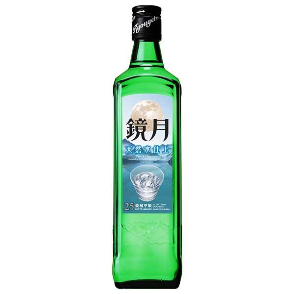 焼酎 distilled 倉 spirit sake 母の日 父の日 御中元 御歳暮 販売実績No.1 内祝い サントリー 鏡月 甲類焼酎 12本 韓国 25GZJ 25度 送料無料 700ml ケース販売 瓶 本州のみ x