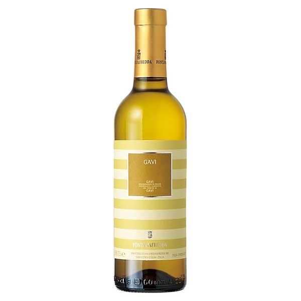 白ワイン wine 御中元 御歳暮 内祝い 期間限定特別価格 10% 返品送料無料 フォンタナフレッダ ガヴィ デル イタリア 375ml 送料無料 モンテ 006323 コムーネ 本州のみ ディ