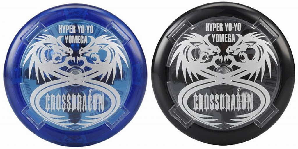 超溜溜球 yomega 十字龍 /Cross 龍