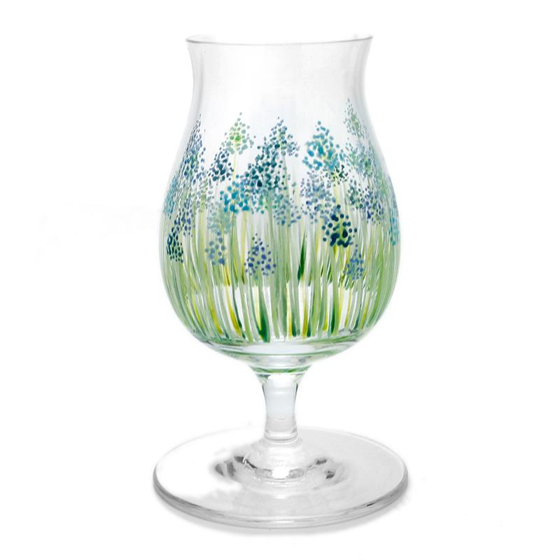 キュート ガラス:ミニグラス大吟醸 ムスカリ 大人気 d.Tam《ショットグラス 100ml》 ☆正規品新品未使用品