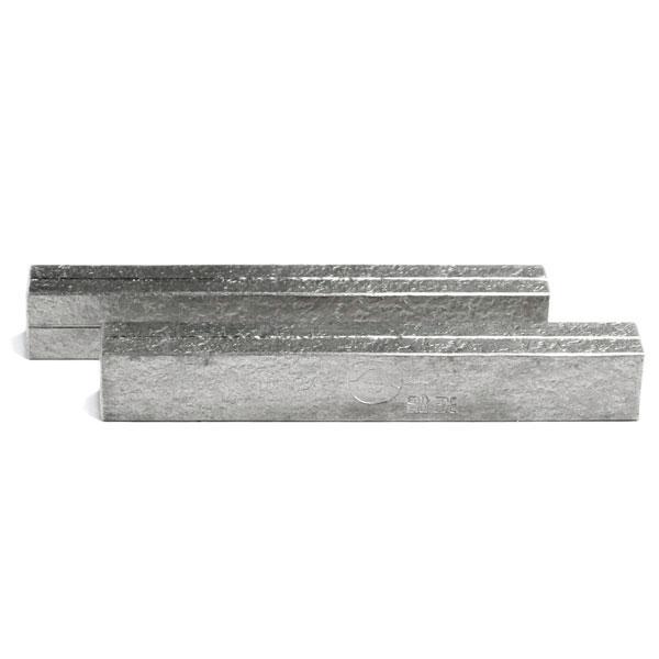 シンプル 日本メーカー新品 錫器:錫箸置 8.6cm フォークレスト 公式 フォークレスト》 ゆり工房《箸置き