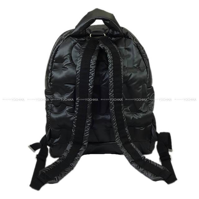 902fc295c118 ... CHANEL Chanel do dough nubuck pack rucksack Small black emboss nylon  A91933 new article (2017AW ...