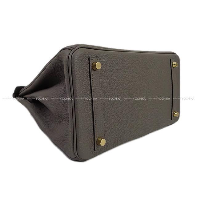 79f999fcc1 HERMES Hermes handbag Birkin 30 エタントゴゴールド metal fittings new article (HERMES  Handbag Birkin 30 Etain Togo GHW Brand new  Authentic )  よちか