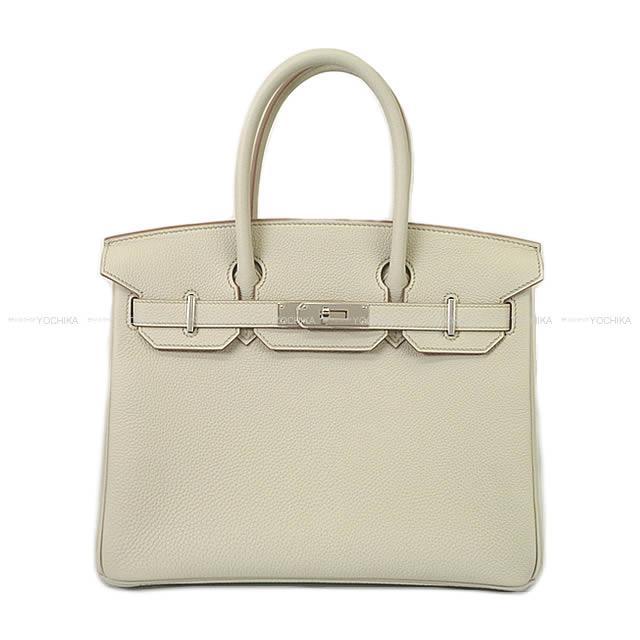 【値下げ】【新生活ギフトに★】HERMES エルメス ハンドバッグ バーキン30 ベトン トゴ シルバー金具 新品 (HERMES Handbag Birkin 30 Beton Togo SHW [Brand New][Authentic])【あす楽対応】#よちか