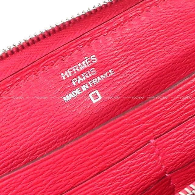 キャッシュレスポイント還元HERMES エルメス 長財布 ドゴン GM ローズアザレ エヴァ―カラー シルバー金具 新品HERMES Dogon Wallet GM Rose Azalee Ever color SHW Brand NewAuthenticあす楽対応よちかn0k8wNPOX