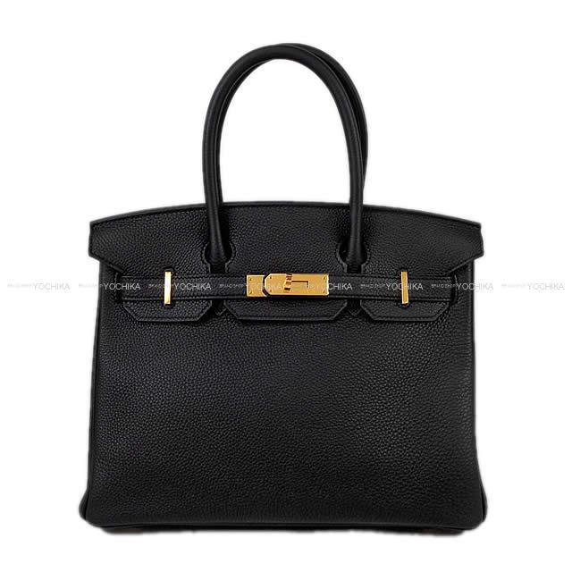 【自分へのご褒美★】HERMES エルメス ハンドバッグ バーキン30 スペシャルオーダー 黒(ブラック)Xエタン トゴ ゴールド金具 新品 (HERMES handbags Birkin 30 Personal Oder Black(Noir)/Etain Togo GHW[Brand new][Authentic][HORSESHOE])【あす楽対応】#yochika