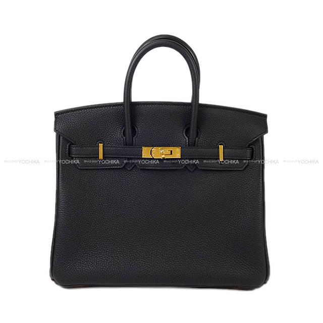【夏のボーナスで☆】HERMES エルメス ハンドバッグ バーキン25 黒(ブラック) トゴ ゴールド金具 新品 (HERMES Handbags Birkin25 Black(Noir) Togo GHW[Brand New][Authentic])