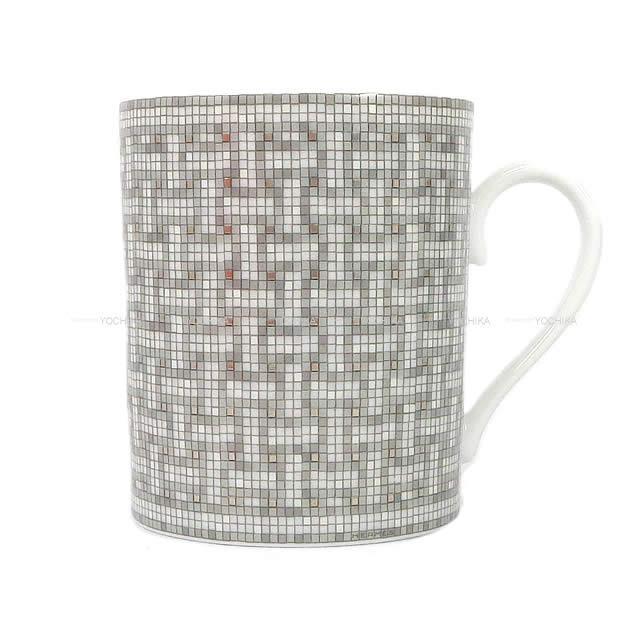 【 キャッシュレスポイント還元★】HERMES エルメス ポーセリン マグカップ 300ml