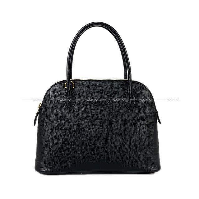 2021年新作 【ご褒美に☆】HERMES エルメス ショルダーバッグ ボリード27 Bolide 黒(ブラック) C刻印 C エプソン エルメス ゴールド金具 新品同様【】 ([Pre-loved]HERMES Shoulder bags Bolide 27 Noir(Black) C stamp Epsom GHW[Near mint][Authentic])【】#よちか, MAJUN(マジュン):d4ae54b7 --- esef.localized.me