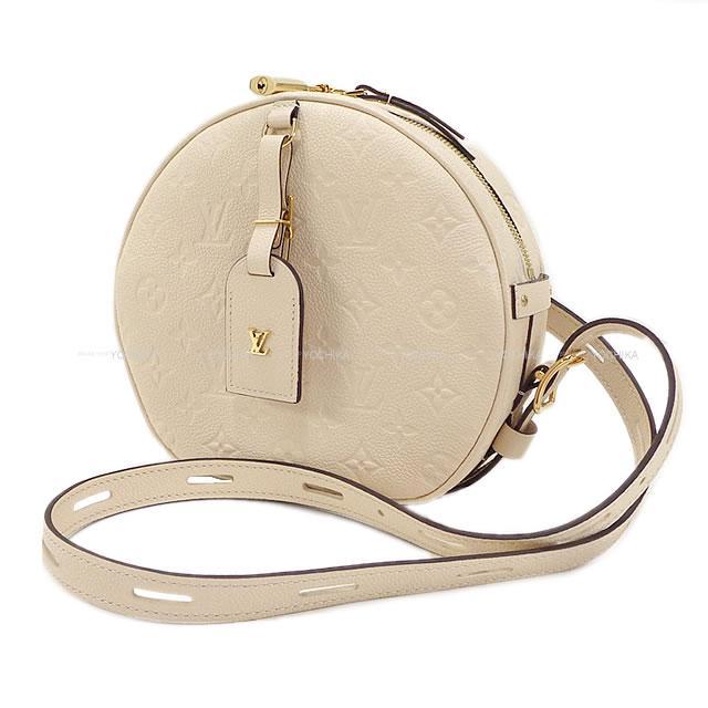 【夏のボーナスで☆】LOUIS VUITTON ルイ・ヴィトン ショルダーバッグ ポワット シャポー スープル アンプラント M45276 新品 (LOUIS VUITTON Shoulder bag BOITE CHAPEAU SOUPLE MM M45276 [Authentic])【あす楽対応】#よちか