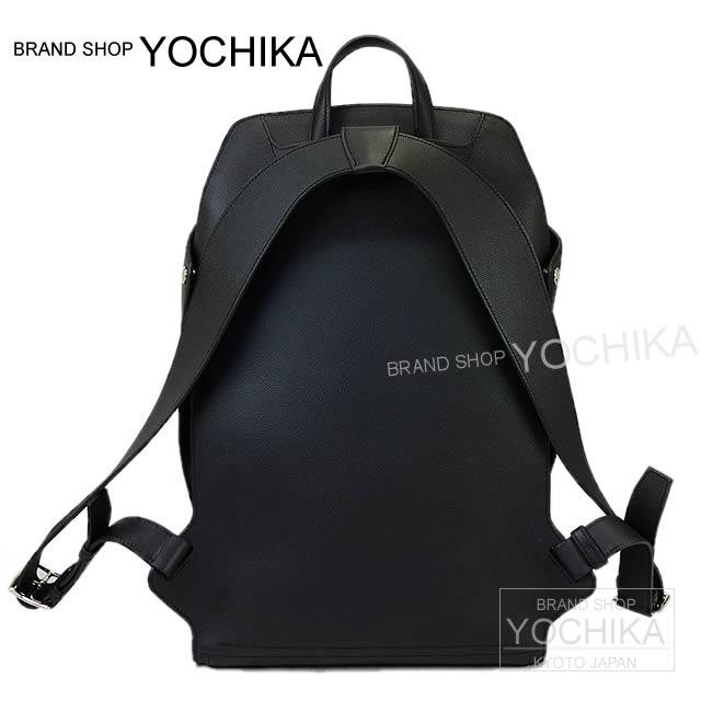 "2016 spring summer new HERMES Hermes mens rucksack backpack city back 30″ black (black) brand new Epson Super (2016 SS NEW HERMES MENS Backpack ""CITY BAG 30"" Black Epsom Souple) # I'm Chika"