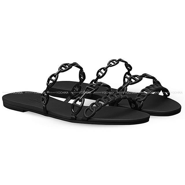 90e5f3175 HERMES Hermes Lady s beach sandal