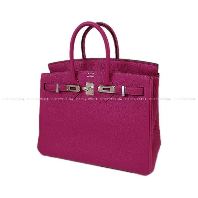 ... 2017 winter new color HERMES Hermes handbag Birkin 25 ローズパープルトゴシルバー  metal fittings new article (HERMES Handbags Birkin 25 ROSE POURPRE Togo ... f04db6184f9dd