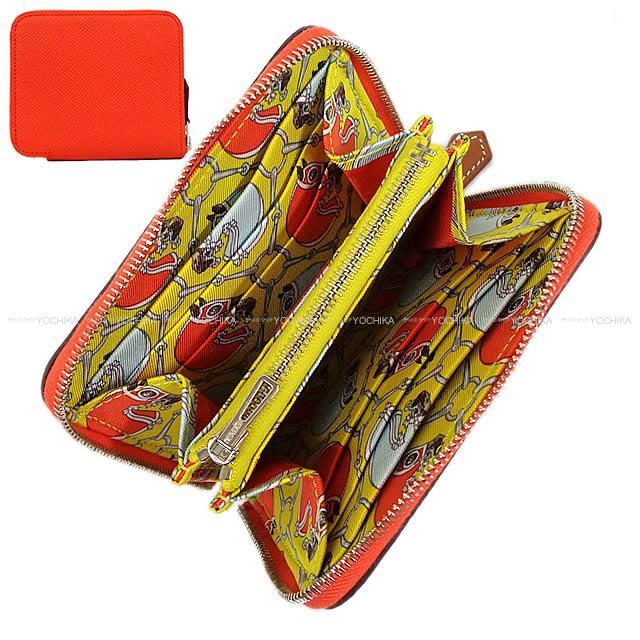 c9939a501b18 HERMES エルメスアザップシルクインコンパクト wallet