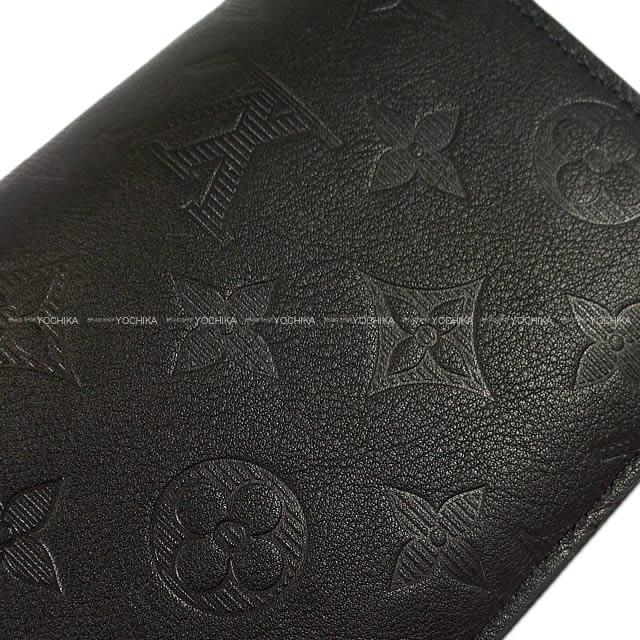 a1a97e9db70d LOUIS VUITTON Louis Vuitton   ポルトフォイユ brother   long wallet monogram shadow  black M62900 new article (2018 AW NEW LOUIS VUITTON Wallet