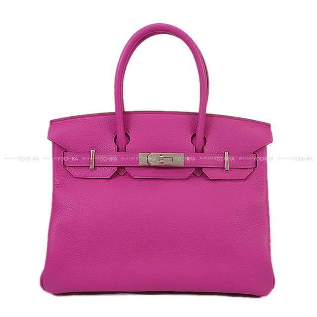 【冬のボーナスで!】【値下げ!】HERMES エルメス ハンドバッグ バーキン30 マグノリア トリヨン シルバー金具 新品 (HERMES Handbag Birkin30 MAGNOLIA Taurillon Clemence SHW[Brand new][Authentic])【あす楽対応】#よちか