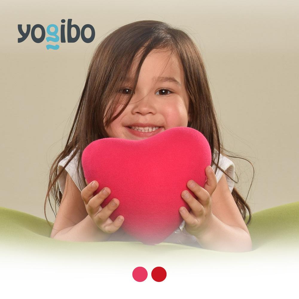 快適すぎて動けなくなる魔法のソファ Yogibo Mini Heart 優先配送 ビーズクッション ミニ ヨギボー トラスト ハート