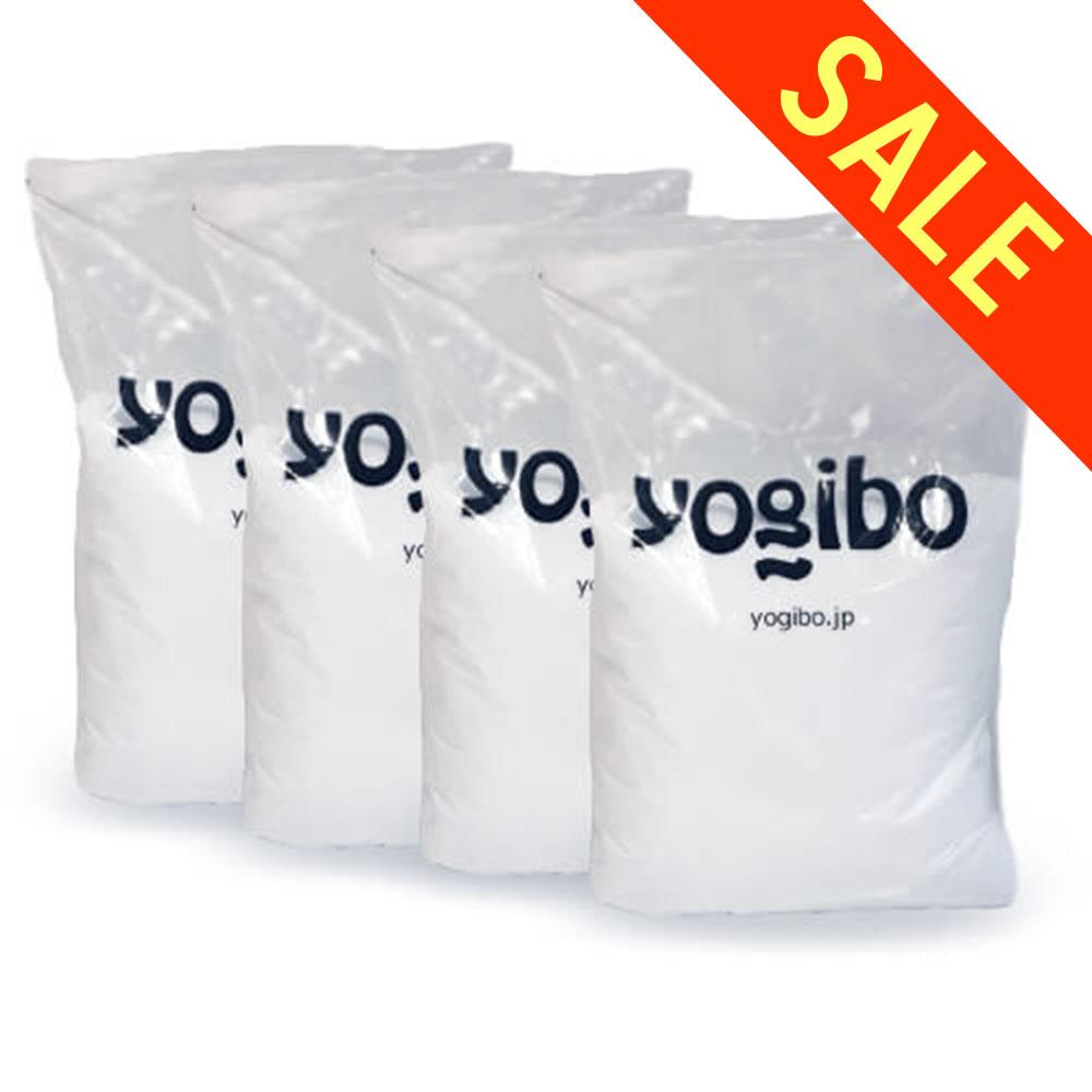 【10%OFF】Yogibo / ヨギボー 補充ビーズ(3000g / 174L)【ビーズクッション 補充 補充用ビーズ】