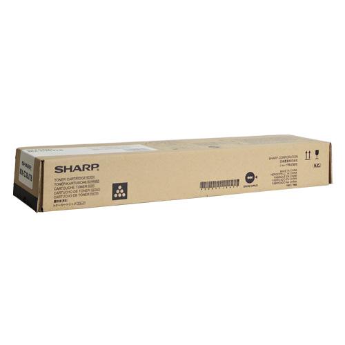 送料無料 SHARP 国内純正品 MX-C38JTB ブラック 送料0円 往復送料無料 トナーカートリッジ