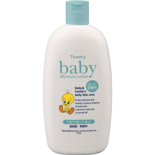 赤ちゃんのデリケートなお肌にも毎日使える 4513574011816 熊野油脂 トゥイーティー 新作からSALEアイテム等お得な商品 満載 300mL ベビーローション 贈り物