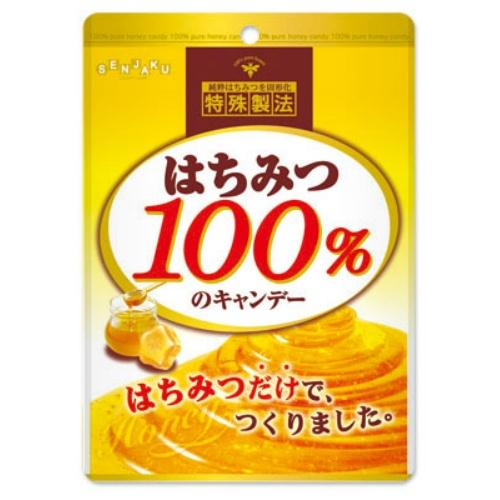 扇雀 はちみつ100%のキャンディー 51g×48個セット