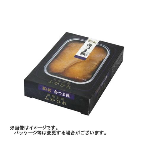 【送料無料】 国分 KK 缶つま極 気仙沼産ふかひれ 123g×12個セット