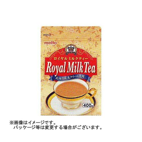 【送料無料】 名糖 ロイヤルミルクティー 400g ×24個セット