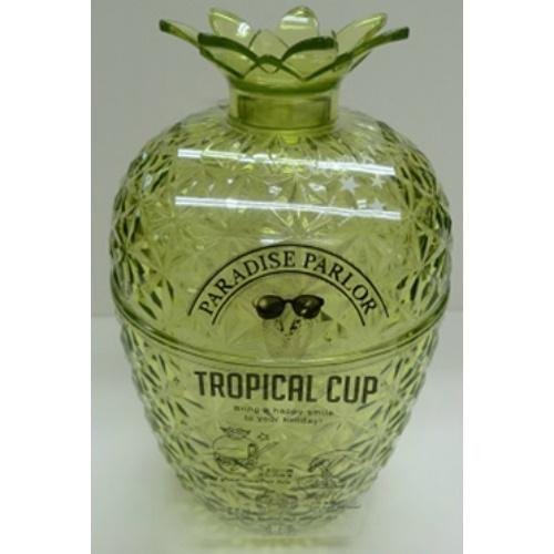 【送料無料・まとめ買い×54個セット】小久保工業所 トロピカルカップ グリーン