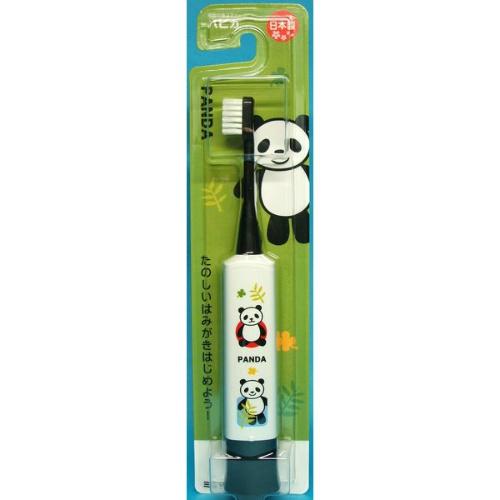 【送料込・まとめ買い×120個セット】ミニマム パンダ ハピカ たれめ DBK-5KWK 1本入 電動歯ブラシ