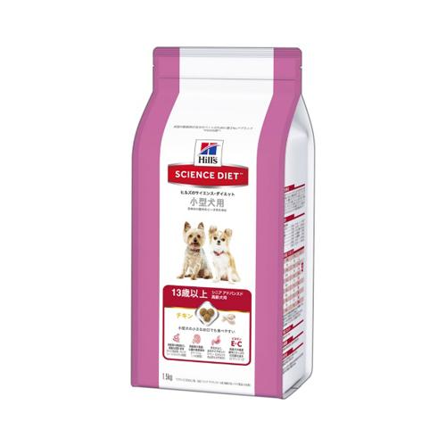 【送料込・まとめ買い×6個セット】ヒルズのサイエンスダイエット シニア アドバンスド 小型犬用 高齢犬用(1.5Kg)