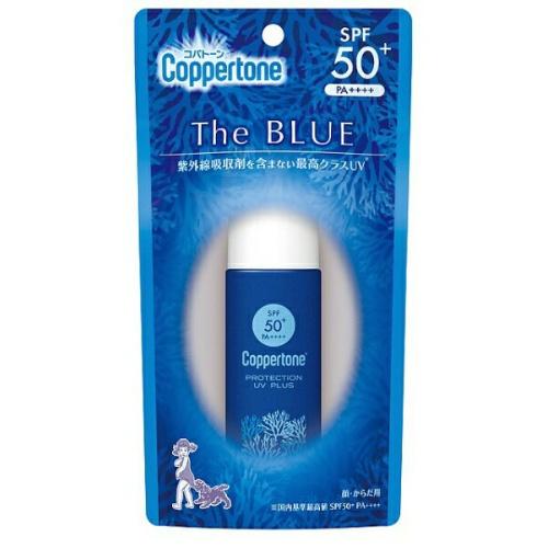 【送料込・まとめ買い×8個セット】大正製薬 コパトーン プロテクション UV プラスミルク 40ml 顔・からだ用