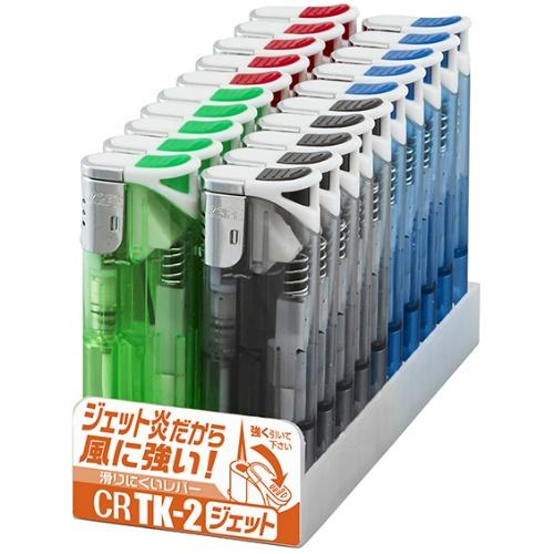 【送料込・まとめ買い×800個セット】東海 CR TK2 ジェット ライター