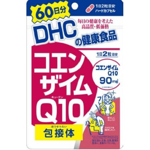 【送料無料・まとめ買い×6個セット】DHC コエンザイムQ10包接体60日分 120粒 ハードカプセルタイプ サプリメント