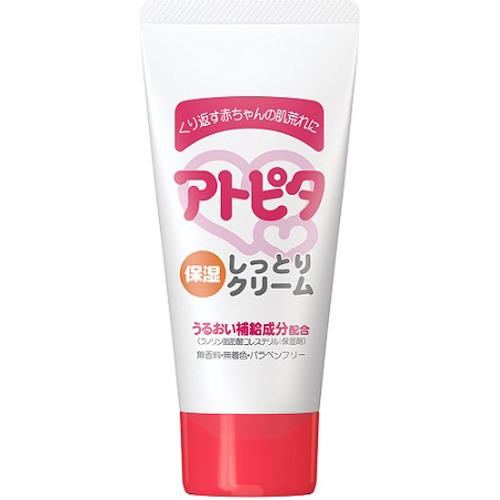 【送料無料・まとめ買い×20個セット】丹平製薬 アトピタ 保湿しっとりクリーム 60g