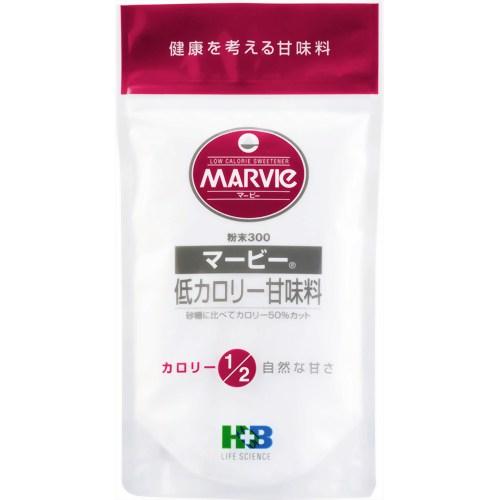 【送料無料・まとめ買い×20個セット】H+Bライフサイエンス マービー 粉末 300g