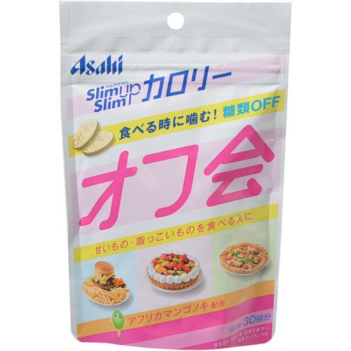 【送料無料・まとめ買い×20個セット】アサヒグループ食品 スリムアップスリム オフ会 60粒