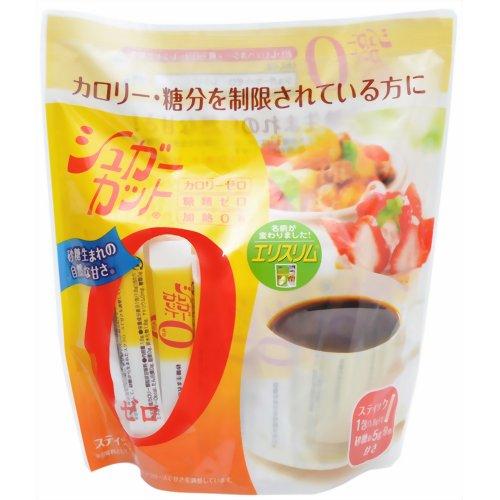 【送料無料・まとめ買い×20個セット】浅田飴 シュガーカットゼロ 顆粒 1.8g×80包