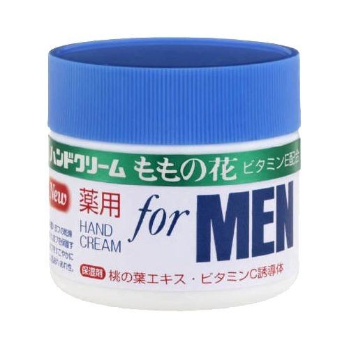 【送料込・まとめ買い×48個セット】ももの花 薬用ハンドクリーム FOR MEN