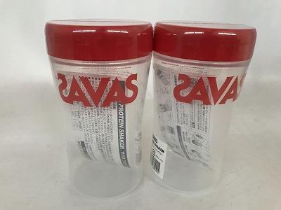 プロテインを飲むのに欠かせない理想的なシェイカーです アイテム勢ぞろい ×2個 配送おまかせ送料込 明治 流行 ザバス 500ml 4902777480091 プロテインシェーカー SAVAS