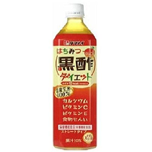 【送料無料・まとめ買い×20個セット】タマノイ はちみつ黒酢 ダイエット 900ml