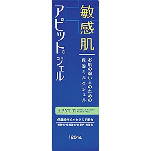 【送料無料・まとめ買い×6個セット】全薬工業 アピットジェル S 120ml
