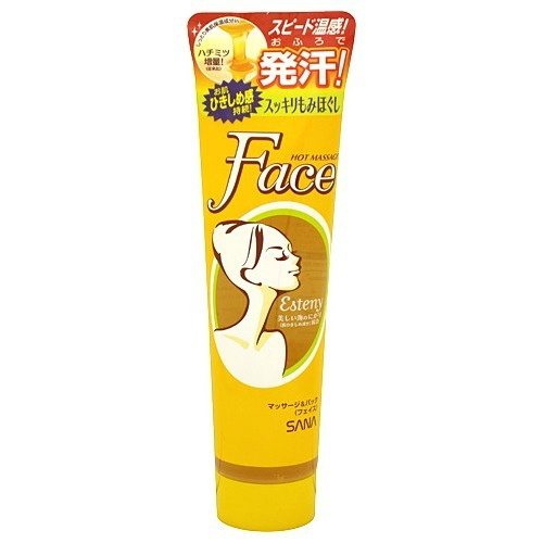 Fragrance of the Tokiwa medicine Sana SANA beauty treatment salon knee hot  マッサージュフェイス 160 g natural faint herb