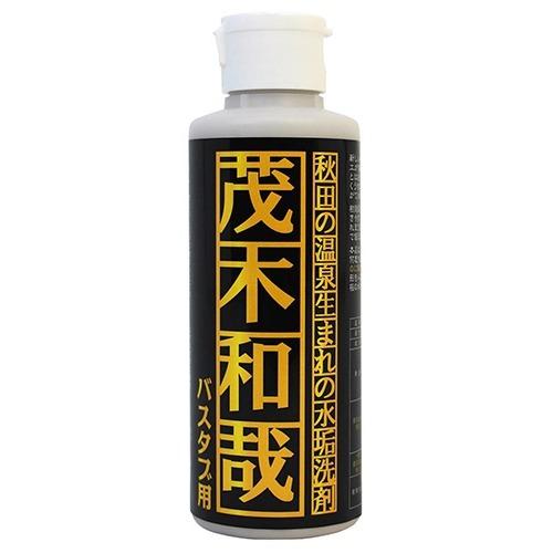 【送料無料・まとめ買い24個セット】茂木和哉 バスタブ用 水アカ洗剤 150ml