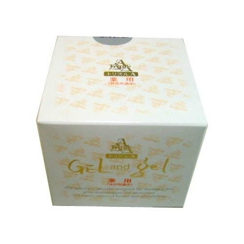 【×5個セット送料無料】ピュア ゲル&ゲルトリプルA クリーム 150g (4571149860115)フェイスクリーム