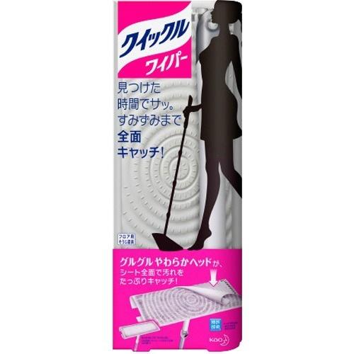 【送料無料・まとめ買い12個セット】花王 クイックルワイパー 1組