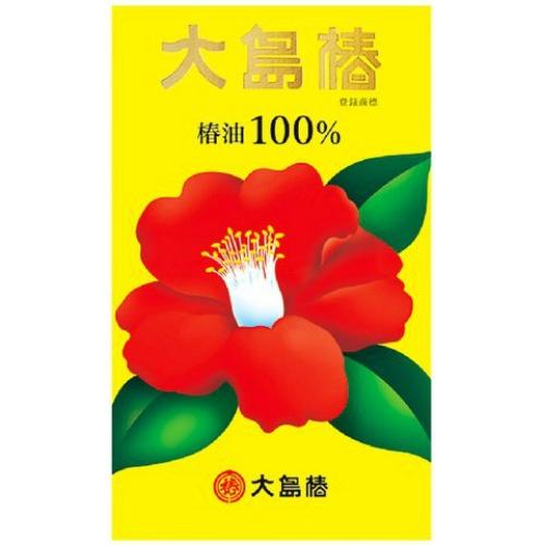 【送料無料・まとめ買い×72個セット】大島椿 椿油100% 60ML ( ヘアオイル ツバキオイル )